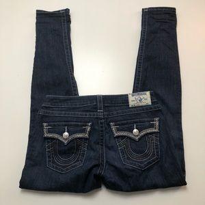 True Religion Skinny Jeans Womens Size 29